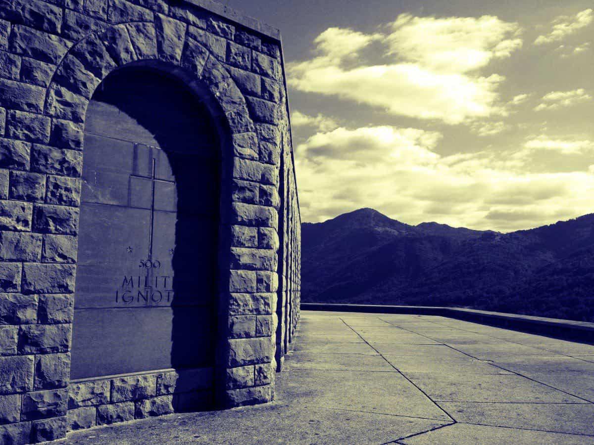 italian-war-memorial-in-the-hills-above-korbarid-caporetto